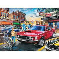 Masterpiece Daves Diner 1000pcs Jigsaw Puzzle 600-1000 Piece #71467