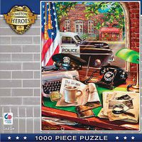 Masterpiece Local Law 1000pcs Jigsaw Puzzle 600-1000 Piece #71513