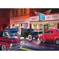 Masterpiece Phils Diner 1000pcs Jigsaw Puzzle 600-1000 Piece #71514