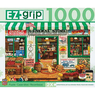 Masterpiece General Store 1000pcs -- Jigsaw Puzzle 600-1000 Piece -- #71550