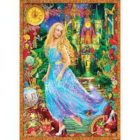 Masterpiece Cinderellas Glass Slipper 1000pcs Jigsaw Puzzle 600-1000 Piece #71554