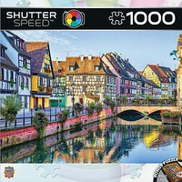Masterpiece Delightful Afternoon 1000pcs Jigsaw Puzzle 600-1000 Piece #71606