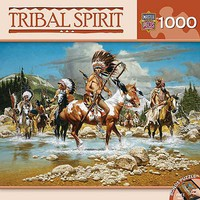 Masterpiece The Chiefs 1000pcs Jigsaw Puzzle 600-1000 Piece #71612