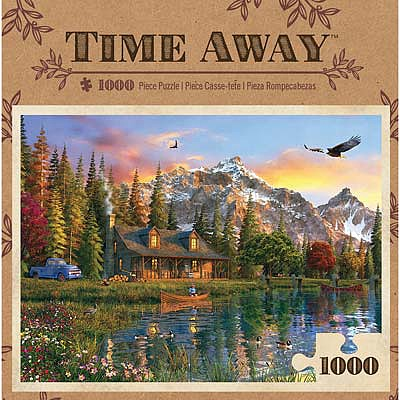 Masterpiece Eagle View 1000pcs -- Jigsaw Puzzle 600-1000 Piece -- #71638