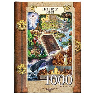 Masterpiece The Holy Bible 1000pcs -- Jigsaw Puzzle 600-1000 Piece -- #71658