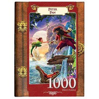 Masterpiece Peter Pan 1000pcs Jigsaw Puzzle 600-1000 Piece #71660