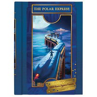 Masterpiece Polar Express 1000pcs Jigsaw Puzzle 600-1000 Piece #71680