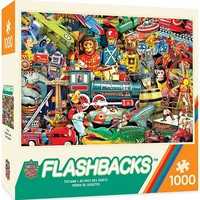 Masterpiece Flashbacks- Toyland Collage Puzzle (1000pc)