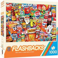 Masterpiece Flashbacks- Mom's Pantry Collage Puzzle (1000pc)
