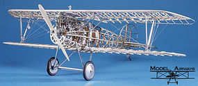 Model-Shipways Albatros D.Va Red Baron Model Airplane Kit 1/16 Scale #1001