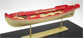 Model-Shipways 21 English Pinnace 1750-1760 Wooden Model Ship Kit 1/24 Scale #1458