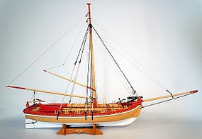 Model-Shipways 18th Century Armed Longboat