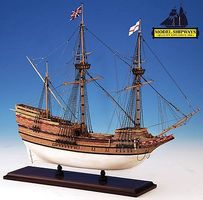 Model-Shipways Mayflower 1620 Model Ship Kit 1/60 Scale #2020