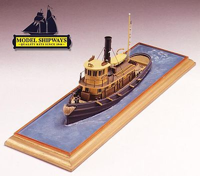 Model Shipways Ho TAURUS TUG BOAT 1-96
