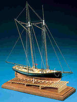 Model-Shipways Phanton NYC Pilot Wooden Model Ship Kit 1/96 Scale #2027
