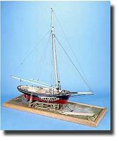 Model-Shipways Emma C. Berry Lobster Smack Model Ship Kit 1/32 Scale #2150
