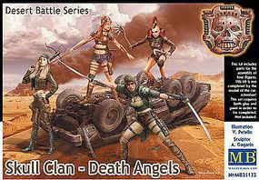 MasterBox SKULL CLAN DEATH ANGELS 1-35