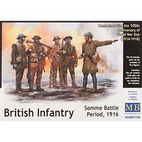 MasterBox 1/35 British Infntry Somme Battle 1916 (5)