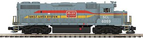 MTH-Electric O Hi-Rail GP38-2 w/PS3, SBD #6059