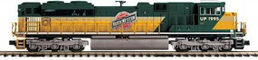 MTH-Electric O-27 SC70ACe w/PS3 Hi-Rail, C&NW #1995