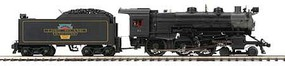 MTH-Electric LNG ISL 4-6-0 G-5S STMENG
