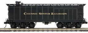 MTH-Electric O Hi-Rail Auxillary Water Tender II, Chessie