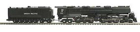 MTH-Electric O Hi-Rail 4-6-6-4 Challenger w/PS3, UP #3985