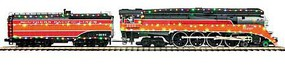 MTH-Electric O Hi-Rail 4-8-4 GS-4 w/PS3, SP#4449