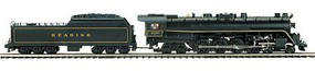 MTH-Electric O Scale 4-8-4 T-1 w/PS3, RDG