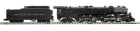 MTH-Electric O Scale 2-6-6-4 Class A w/PS3, N&W #3