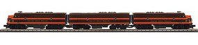 MTH-Electric O-27 F3 A/B/A w/PS3, CGWA #112-C