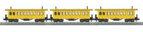MTH-Electric O-27 Overton Coach, B&O #105 (3)