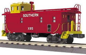 MTH-Electric O-27 Offset Steel Caboose, SOU #X85
