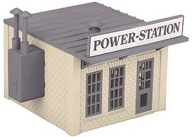 MTH-Electric O Power Station