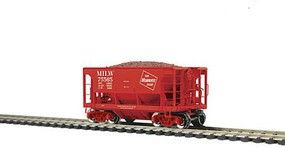 MTH-Electric HO 70-Ton Ore Car, MILW #75565