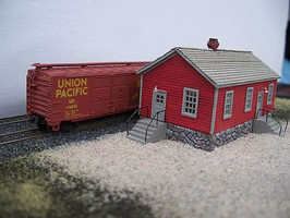 Motrack Danielson Building Kit N-Scale