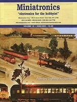 Miniatronics Electronics and Accessories Catalog 2011/2012 Model Railroading Catalog #2008