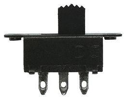 Miniatronics DPDT Sub Miniature Slide Switch (5) Model Railroad Electrical Accessory #3820005