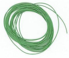 Miniatronics 30 Gauge Ultra Flexible Single Conductor Wire (Green) Model Railroad Accessory #48g3001
