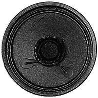 Miniatronics 8 Ohm Speakers (2 5cm Round x 11/16 17.4mm High) Model Railroad Accessory #6020001