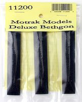 Motrak Resin Coal Loads BethGon Hopper Deluxe (3-Pack) N Scale Model Train Freight Car Load #11200