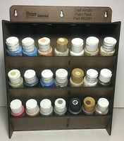 Motrak Acrylic Paint Rack