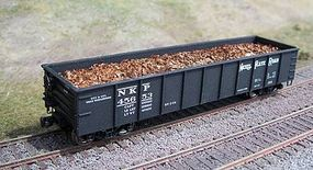 Motrak Scrap Metal Load for Accurail 41 Gondola HO Scale Model Train Freight Car #81104