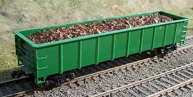 Motrak Scrap Metal Load for Athearn/MDC 40 Gondola HO Scale Model Train Freight Car #81224