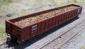 Motrak Scrap Metal Load for LBF/IRC 65 Mill Gondola HO Scale Model Train Freight Car Load #81805