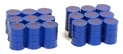 Classic-Metal-Works Ho 55 Gallon Drums Mobil Oil