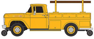 Marathon Oil Classic Metal Works #30455 1960 Ford Tank Truck