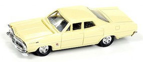Classic-Metal-Works Ford Sedan Sprng Yellow