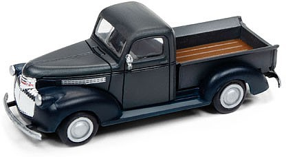 Classic-Metal-Works HO 1941-1946 Chevrolet Pickup, Grey/Blue