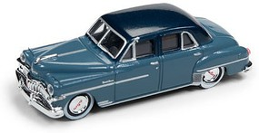 Classic-Metal-Works HO 1950 DeSoto Sedan, Blue 2 Tone